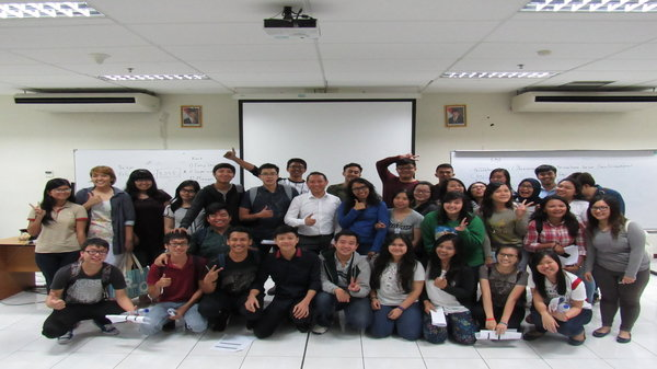 "Seminar ""Create Your Career Overseas"""